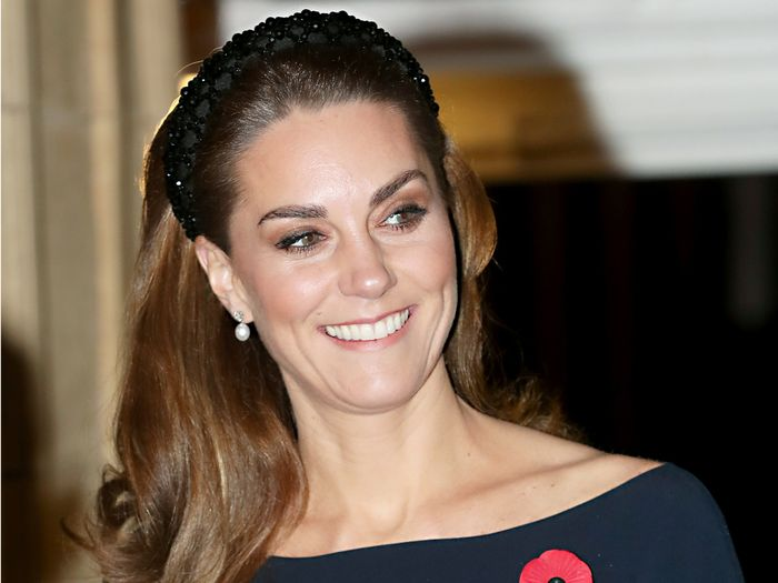 Kate Middleton's Headbands and Hair Accessories