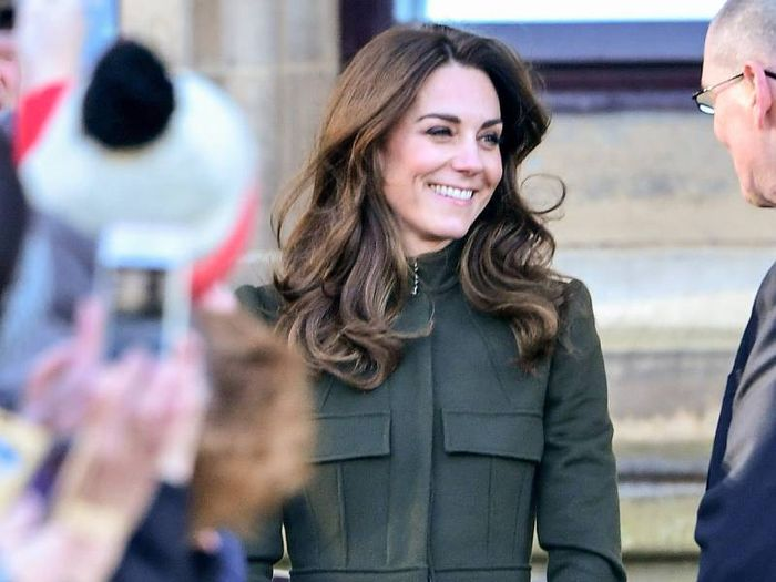 Kate Middleton Just Wore Another Dress We Can't Believe She Found in Zara