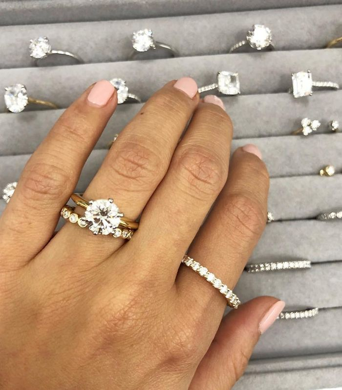 The 4 Biggest Engagement Ring Trends For 2020 Who What Wear