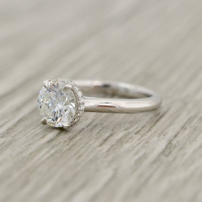 Engagement Ring Trends 2020.The 4 Biggest Engagement Ring Trends For 2020 Who What Wear