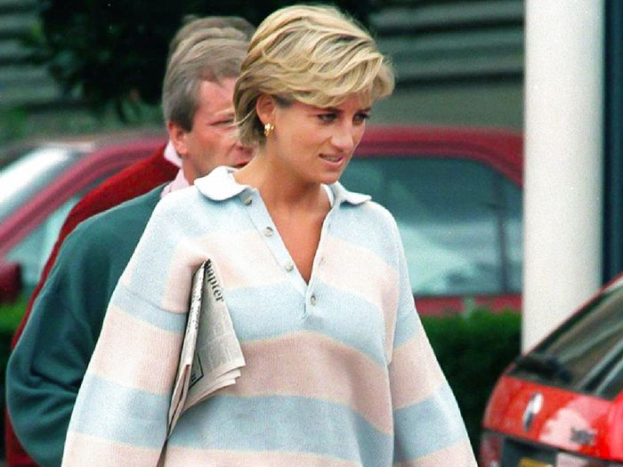 Princess Diana Started This Sporty 2020 Trend—and Celebs Are Still Obsessed