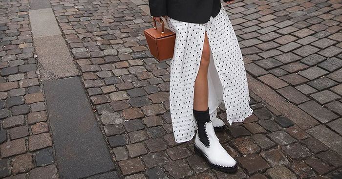 The Best Boots To Wear With Mini, Midi And Maxi Dresses