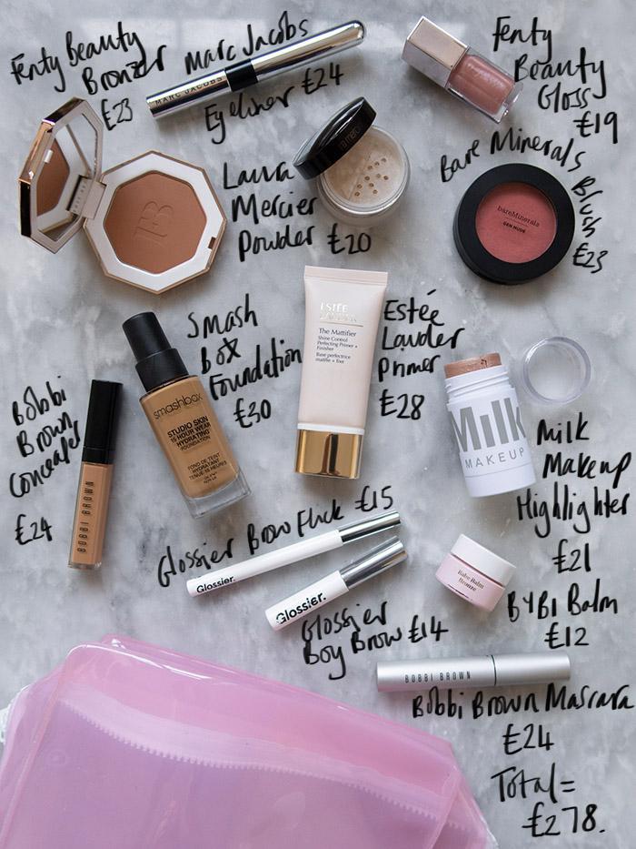 Asos Lesley S Makeup Bag Cost