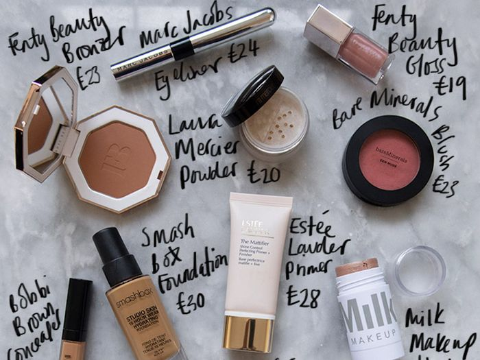 The Contents of This ASOS Insider's Makeup Bag Cost £278—Here's What's Inside