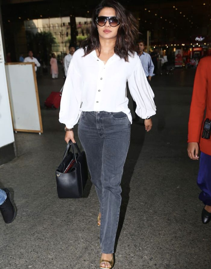 Priyanka Chopra's Airport Jeans Have a Cult Following in Hollywood