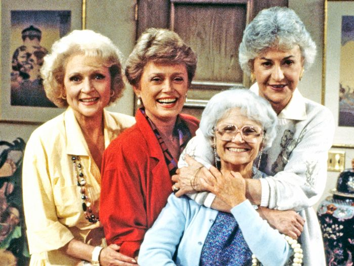 The Golden Girls fashion