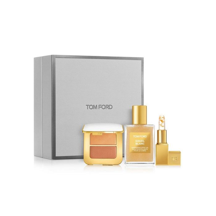 Tom Ford Soleil Gold & Shimmer Set