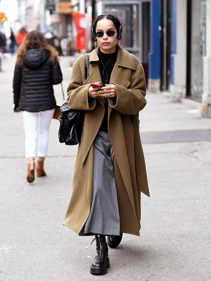 Zoe Kravitz Just Confirmed These are the Coolest Ankle Boots Around