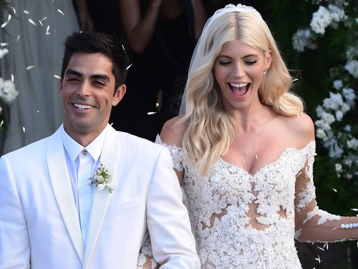 Devon Windsor Just Got Married In A