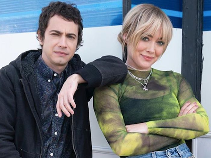 Hilary Duff Just Reunited With Gordo in a Very 2020 Lizzie McGuire Outfit