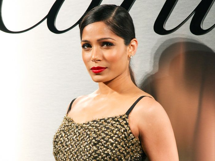 Freida Pinto Just Revealed Her Spectacular Engagement Ring ...