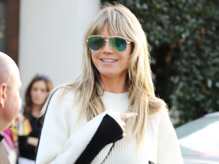 Heidi Klum Wore $125 Ankle Boots With Stellar Nordstrom Reviews