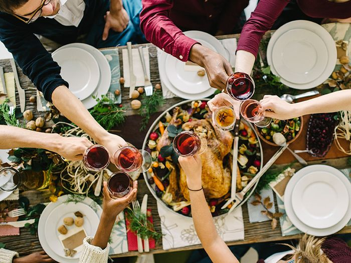 How to Detox After a Big Meal, According to a Nutritionist