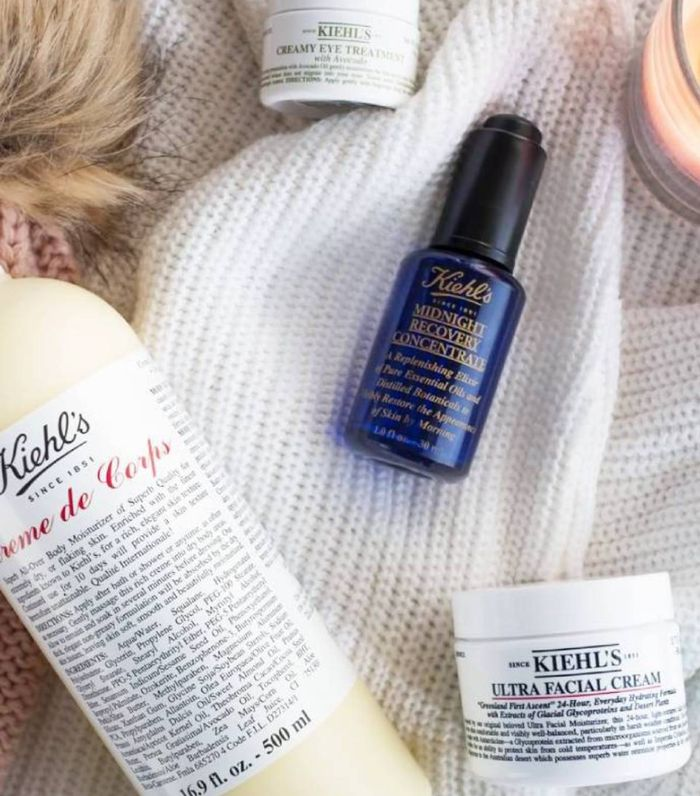 Image of Kiehl's beauty products