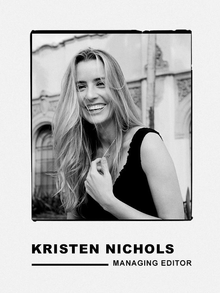 Fashion Editor, Kristen Nichols Shares Her Favorite Shapewear