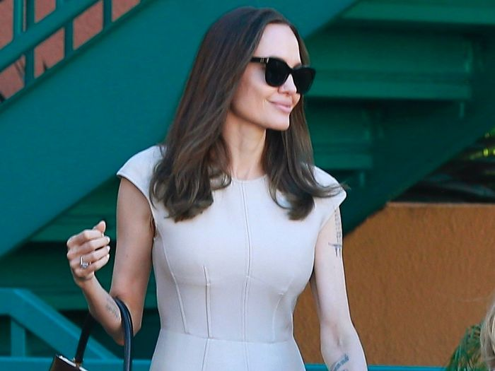 Angelina Jolie Wore the Chic $150 Flats Meghan Markle Owns Too