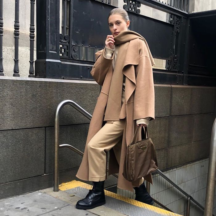 Outfit ideas for 2020: tonal layering