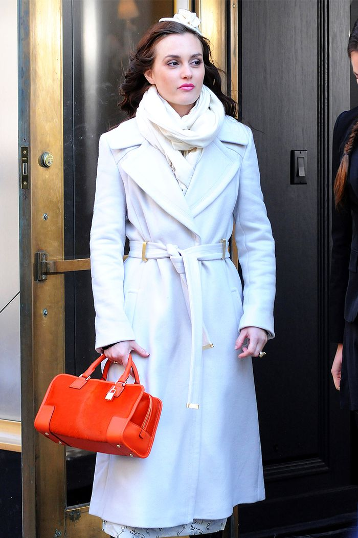 8 Winter Outfits You Can Steal From Gossip Girl Who What Wear