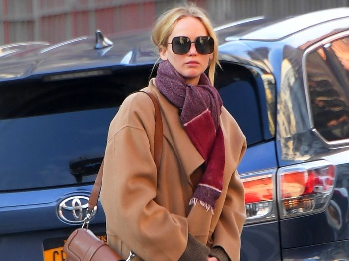Jennifer Lawrence Wore the Boot Trend Every NYC Girl Will Wear This Winter