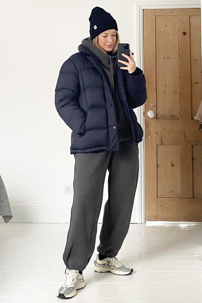 Best High Street Puffer Coats: Alexis Foreman