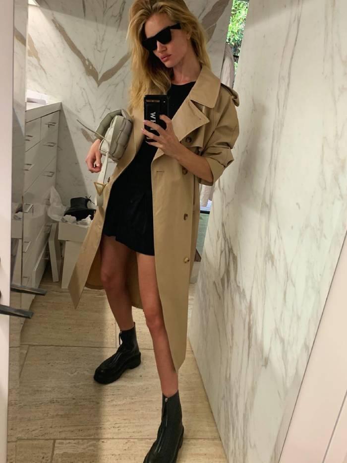 rosie huntingon-whiteley boots wardrobe