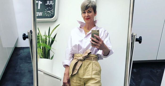 5 stunning trends cool women over 45 are wearing now - cover