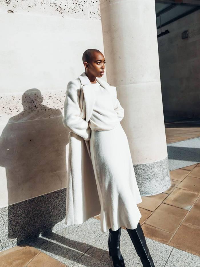 Coats and Boots: Marisa Martins