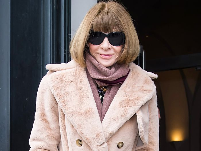 Anna Wintour's Favorite Coat Trends for Winter