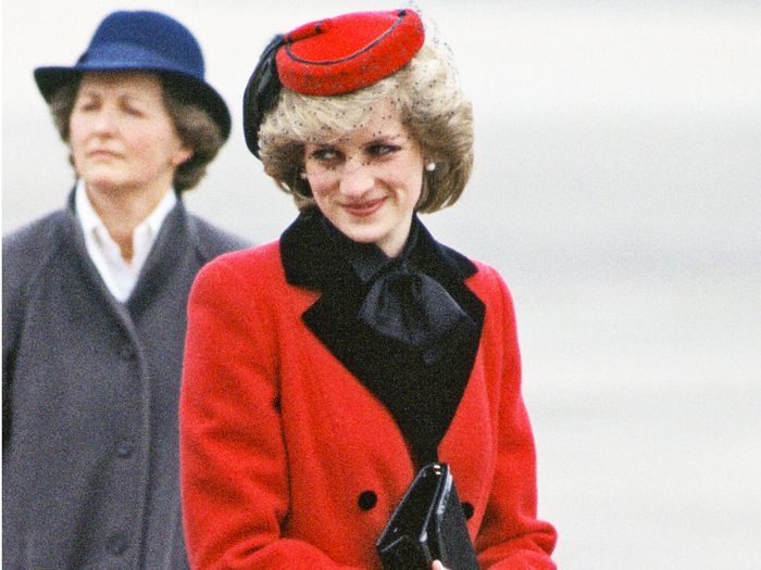 Princess Diana's Best Winter Coats