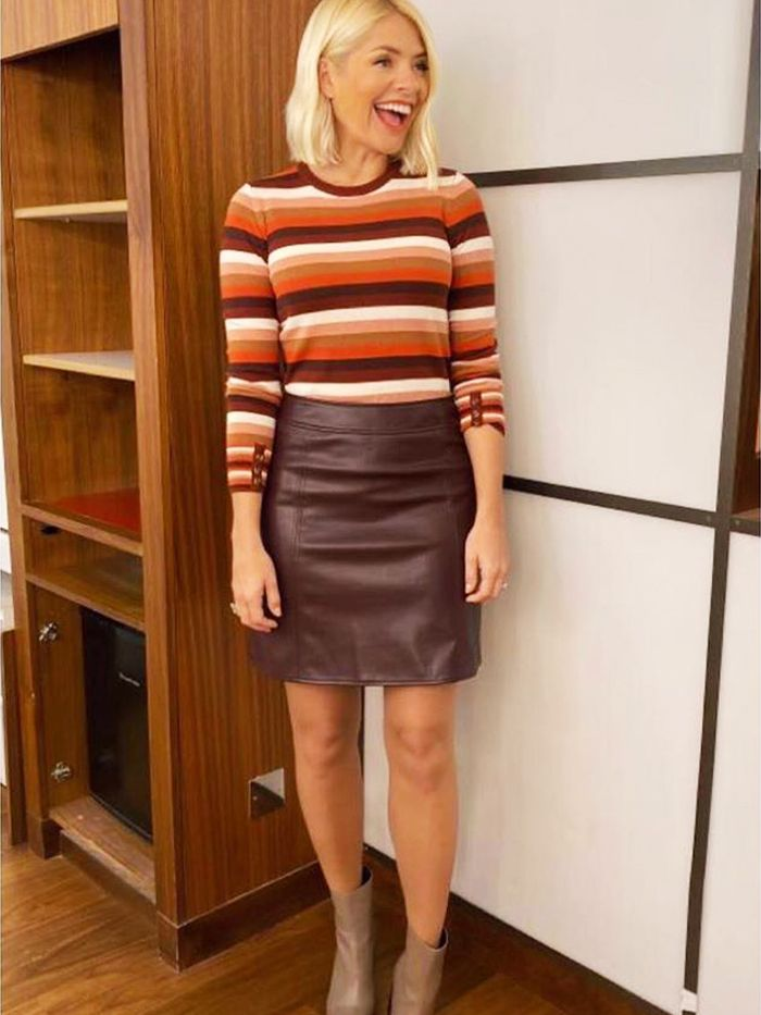 5 High-Street Labels Holly Willoughby Turns To For Knitwear