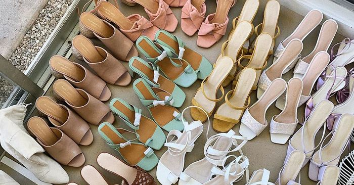 These 7 Shoe Trends Are Set to Take Over This Spring