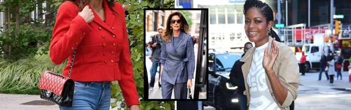 4 Photogenic Outfits Celebs Over 40 Always Wear