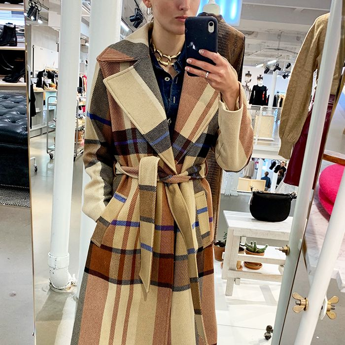The Other Stories Coat We Keep Seeing Everywhere In London Who What Wear