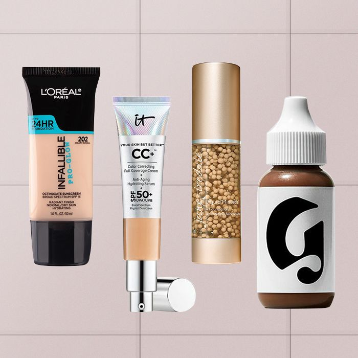 The Only Foundations That Matter If You Have Dry Skin