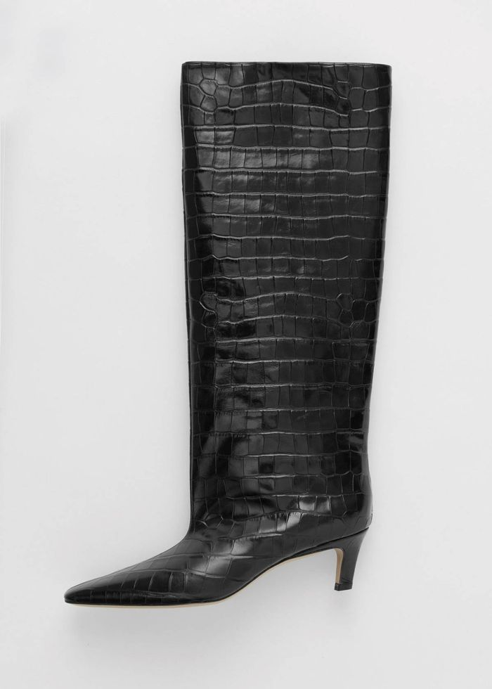 The 23 Most Beautiful Knee-High Boots