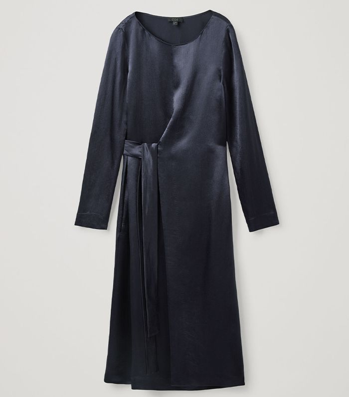 COS Belted Wrap Dress