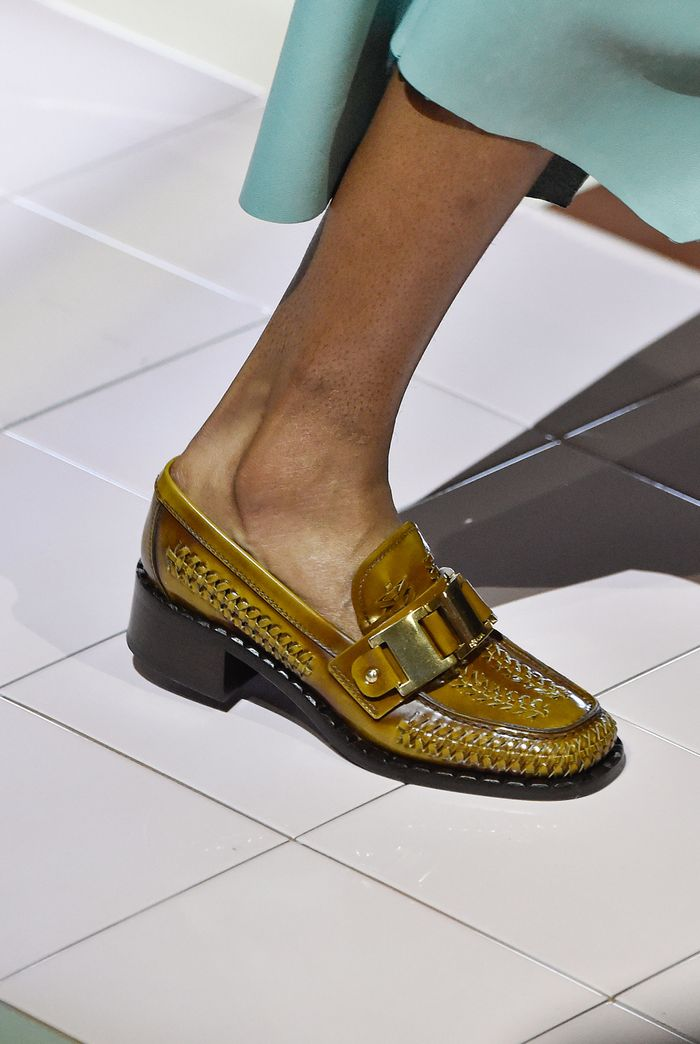 Prada shoes spring 2020 runway