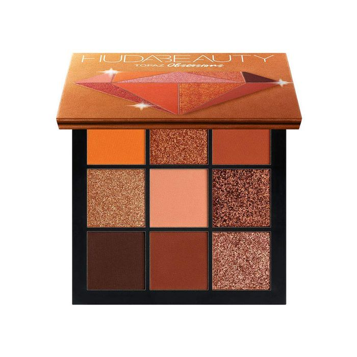 Huda Beauty Obsessions Eyeshadow Palette in Topaz