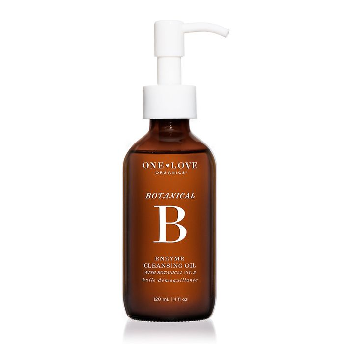 One Love Botanical B Enzyme Cleansing Oil + Makeup Remover