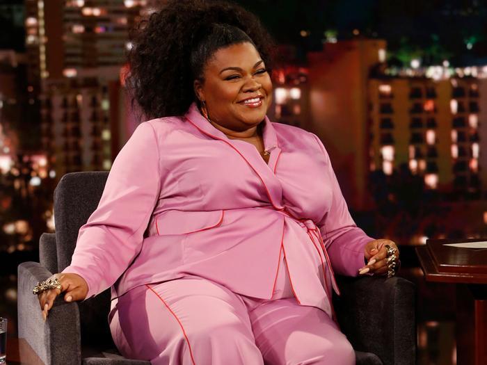 Da'Vine Joy Randolph on Jimmy Kimmel Live!