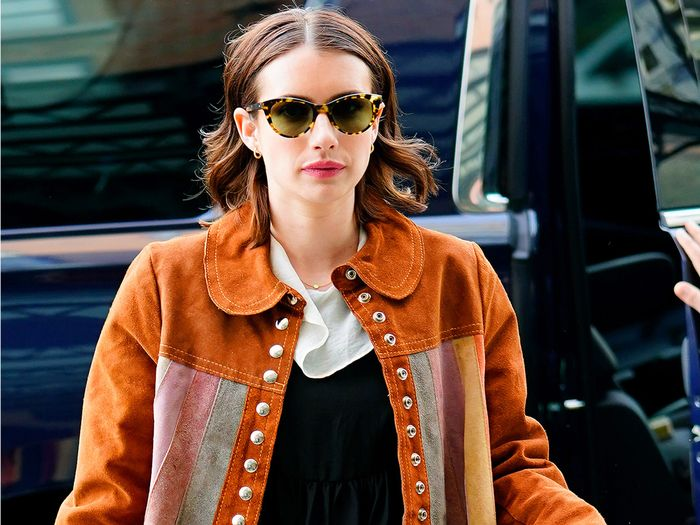 Emma Roberts Found the Cutest $55 Dress on All of Nordstrom