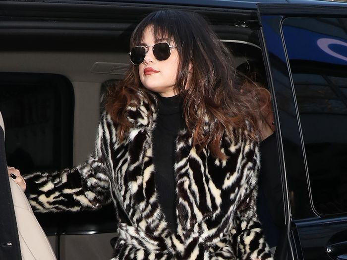 Confirmed by Selena Gomez: This Affordable Brand Makes the Best Coats