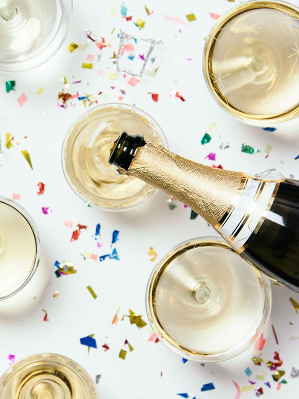 How to Drink on New Year's Eve So You Don't Get a Hangover
