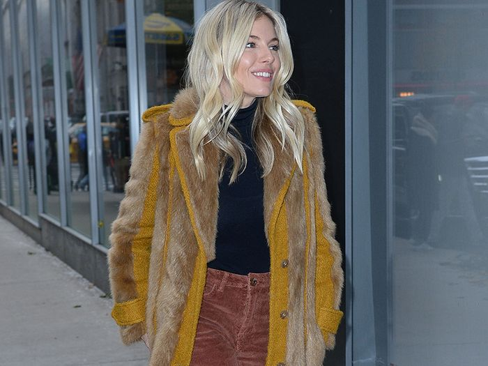 From Sienna to Kaia, These Are the Celebrity Coat-and-Boot Outfits We Love