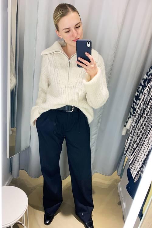 H&M jumper trends