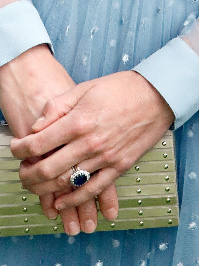 Kate Middleton: Engagement Ring