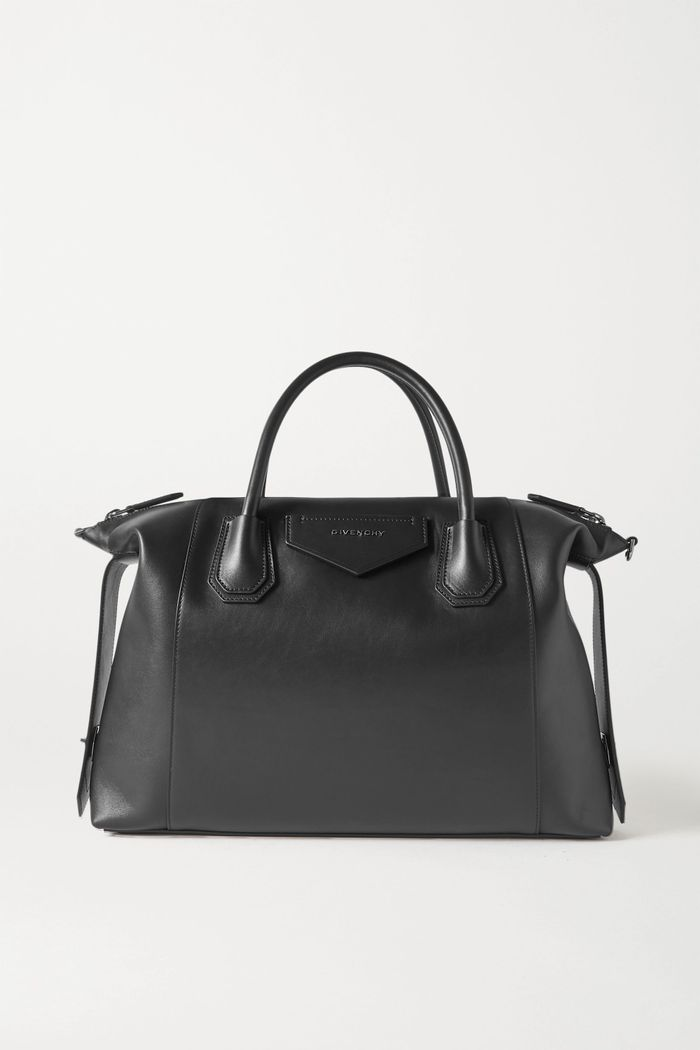Givenchy Antigona Soft Medium Leather Tote