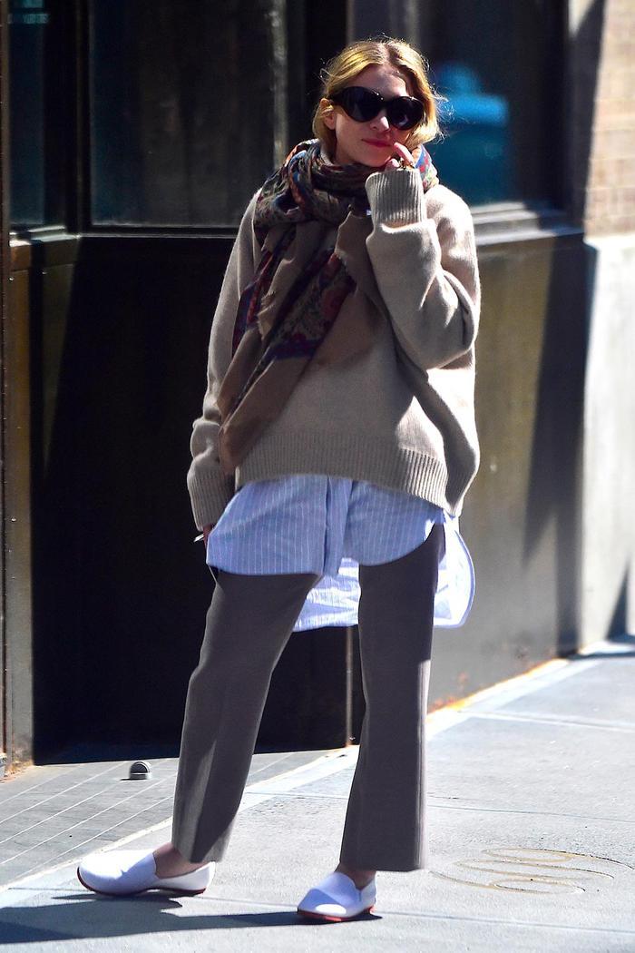 Olsen Style Oversized