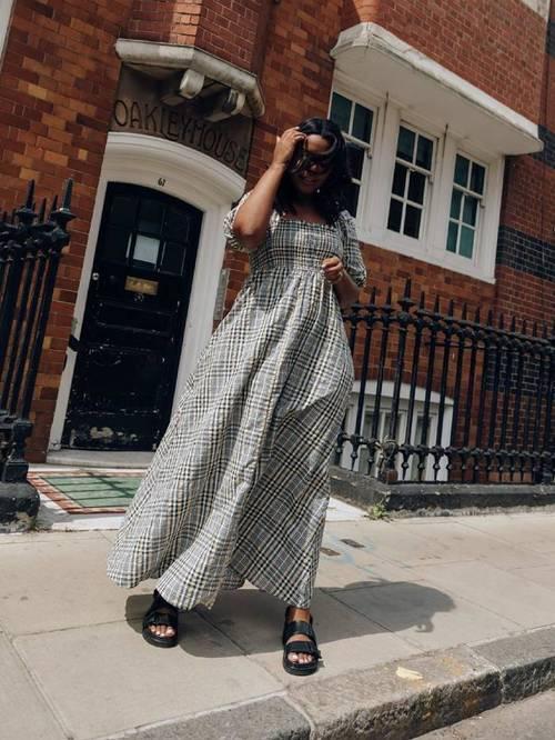 Cult Dresses 2019: @styleidealist wears an ASOS dress
