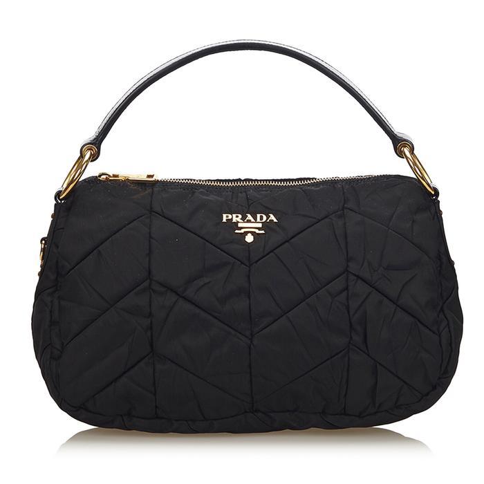Prada Pre-Loved Nylon Shoulder Bag